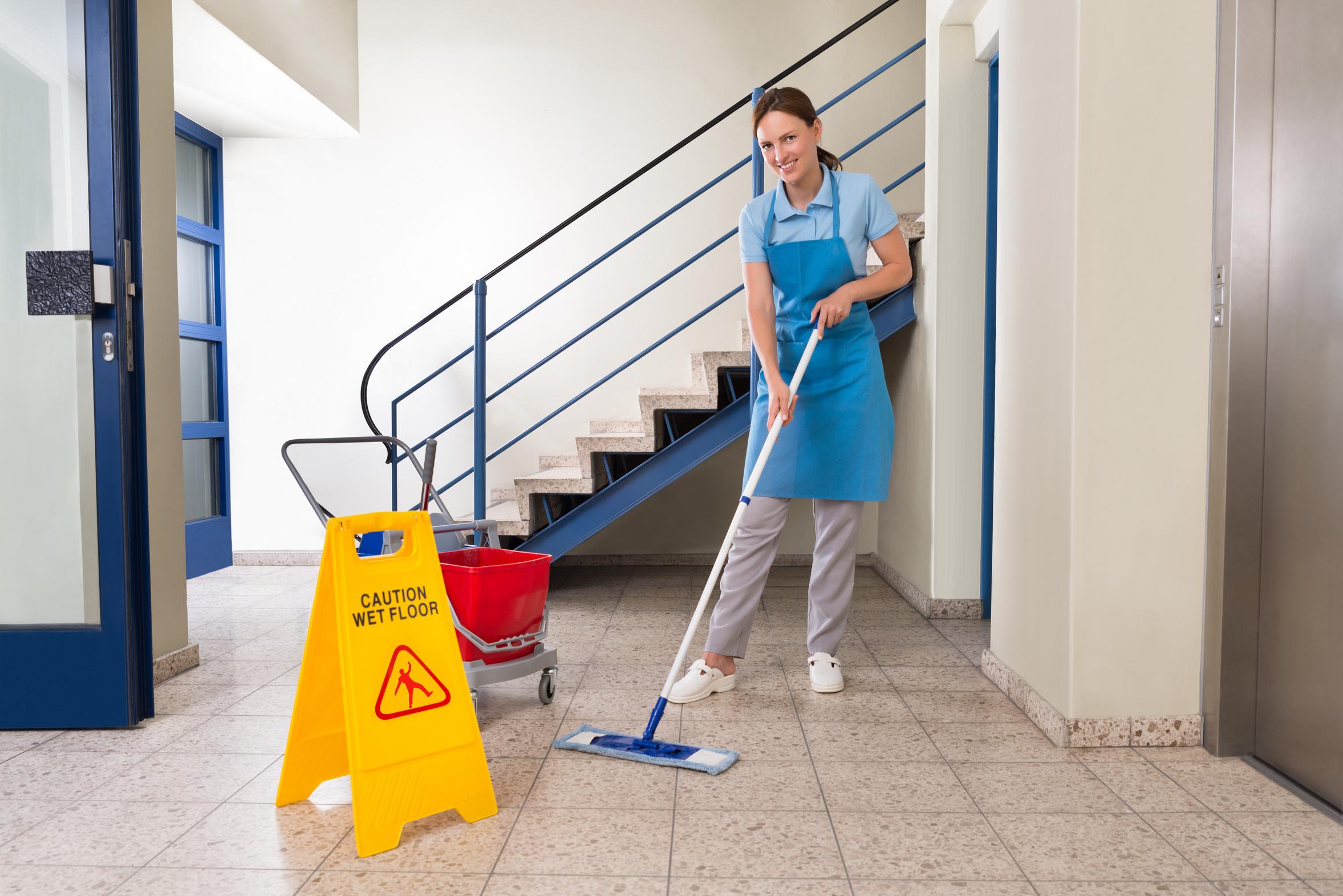 Nettoyage de locaux & de bureaux
