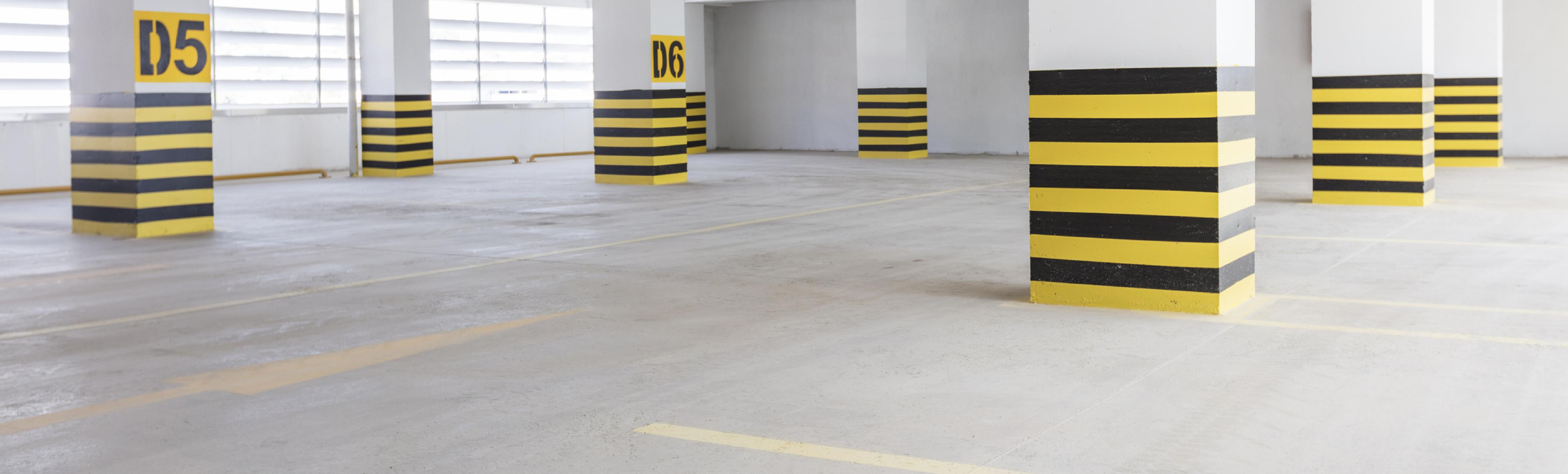 Balayage des parkings